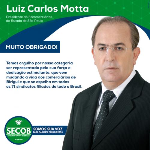 Luiz Carlos Motta comenta salário mínimo